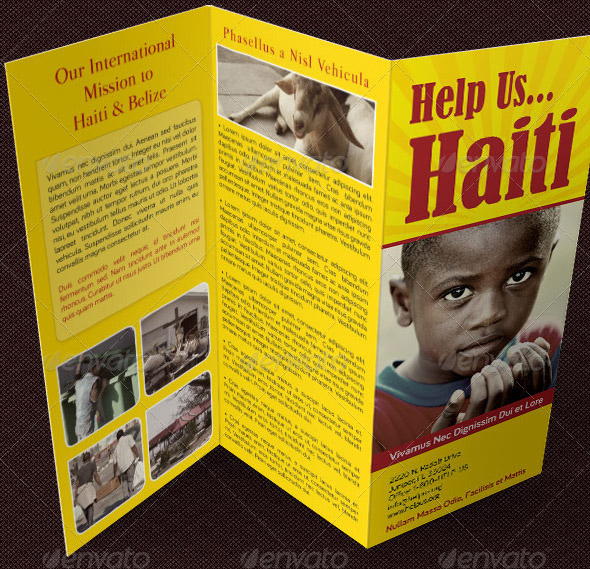 21 nice charity brochure templates  u2013 desiznworld