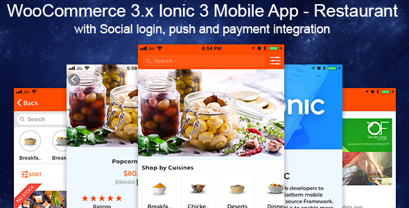 22 Useful Ionic E-commerce Source Codes – Desiznworld